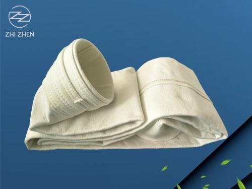 玻纤毡白高温布袋